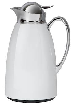 Airam latte termoskaadin 1,0l valkoinen - Ruuanvalmistustarvikkeet - 134593 - 1