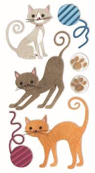 Cats-tarra-arkki - Askartelutarvikkeet - 137273 - 1