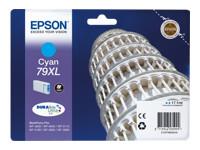 EPSON 79XL mustesuihku - Epson mustesuihkuväripatruunat - 143073 - 1