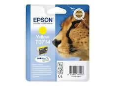 EPSON T071440  mustesuihku - Epson mustesuihkuväripatruunat - 116073 - 1