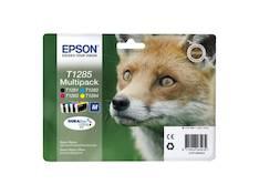 EPSON T1285 mustesuihku - Epson mustesuihkuväripatruunat - 126353 - 1