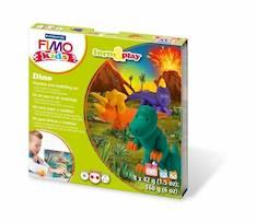 Fimo form&play dino - Askartelutarvikkeet - 137863 - 1