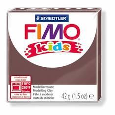 Fimo kids ruskea - Askartelutarvikkeet - 140773 - 1