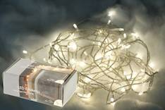 Finnlumor valoketju 120led - Jouluun valot,koristeet,tekstiilit - 145083 - 1