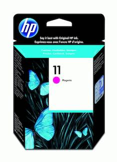 HP 11 C4837A  mustesuihku - HP mustesuihkuväripatruunat - 100703 - 1