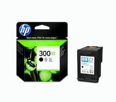 HP 300XL CC641EE mustesuihku - HP mustesuihkuväripatruunat - 120093 - 1
