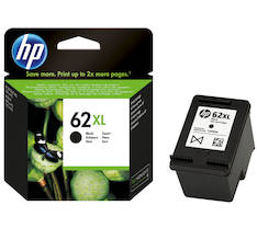 HP 62XL C2P05AE mustesuihku - HP mustesuihkuväripatruunat - 146003 - 1