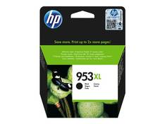 HP 953XL L0S70AE mustesuihku - HP mustesuihkuväripatruunat - 153953 - 1