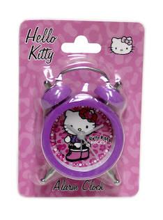 Herätyskello mini Hello Kitty - Koulu tuotteet - 124563 - 1