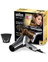 Hiustenkuivain Braun Satin Hair 7 2200W - Muut siivous- ja hygieniatuotteet - 154053 - 1