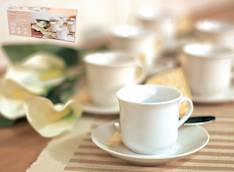 Kahvikuppi 6paria/pkt - Astiat ja aterimet - 129593 - 1