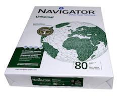 Kopiopaperi NAVIGATOR A3/80g - Kopiopaperit - 127583 - 1