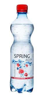 Lähdevesi Spring Aqua hapotettu 0,5L - Mehut ja virvoitusjuomat - 130143 - 1