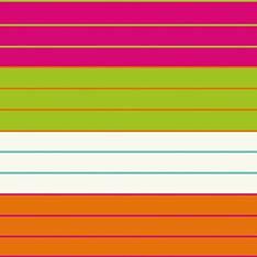 Lautasliina 33x33cm Tropical Stripes - Servietit ja lautasliinat - 140543 - 1