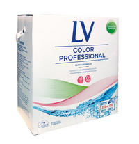 Lv kirjopyykinpesujauhe 8 kg - Pesu- ja puhdistusaineet - 146023 - 1