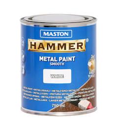 Maali hammer sileä 750ml - Maalaustarvikkeet - 136383 - 1