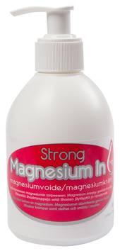 Magnesiumvoide Strong 300ml - Kosteusrasvat ja käsihuuhteet - 153223 - 1
