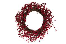 Marjakranssi 38cm Winterseason - Jouluun valot,koristeet,tekstiilit - 154093 - 1