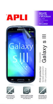 Näytönsuojakalvo Samsung G S3 APLI - Häikäisy - ja tietoturvasuojat - 131873 - 1