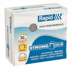 Nitomaniitti RAPID 24/6 Strong - Nitomanastat ja kasetit - 103963 - 1