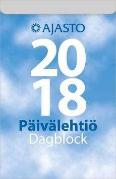 Päivälehtiö/dagblock - Ajasto kalenterit - 152653 - 1
