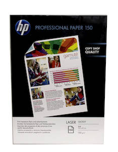 Photopaperi A4 150g HP Professional - Valokuvapaperit - 122493 - 1