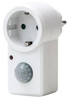 Pistorasia+pir+light sensor - Kaapelit ja kaapelikourut, jatkojohdot - 139513 - 1