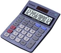 Pöytälaskin CASIO MS-120TERII - Pöytälaskimet - 110543 - 1