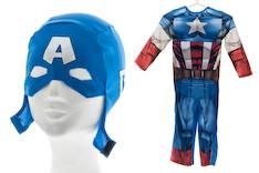 Rooliasu captain America 104cm - Lelut - 146063 - 1