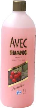 Shampoo avec puolukka 1l - Kosmetiikka ja pesuaineet - 136473 - 1