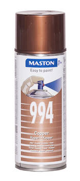 Spraymaali 100 400ml - Maalaustarvikkeet - 136253 - 1