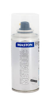 Spraymaali Metallic 150ml - Maalaustarvikkeet - 147783 - 1