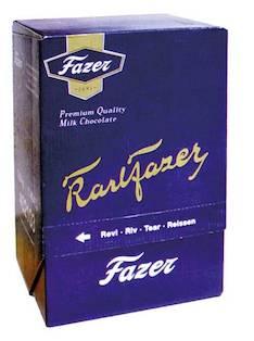 Suklaakonvehti FAZER Sininen 3kg - Makeiset - 116223 - 1
