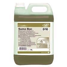 Suma Bac D10 Tiiviste - Pesu- ja puhdistusaineet - 152153 - 1