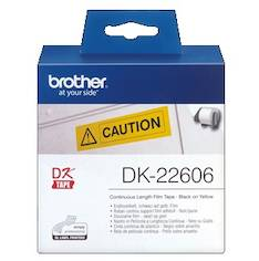 Tarranauha BROTHER DK-26606 - Tarranauhat Brother - 134043 - 1