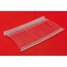 Tekstiilikiinnike 25mm 5000kpl/ltk APLI - Tekstiilipistoolit ja tarvikkeet - 130643 - 1