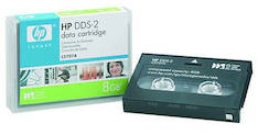 Tietokasetti HP C5707 DDS-2 - Tietokasetit /(tallentaminen ja puhdista - 109883 - 1