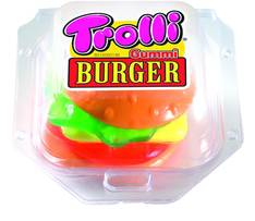 Trolli Mega  Burger 50g - Makeiset - 153893 - 1