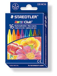 Vahaliitu 16/srj STAEDTLER - Väriliidut - 127053 - 1