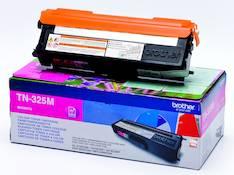 Värikasetti BROTHER TN-325M laser - Brother laservärikasetit ja rummut - 122453 - 1