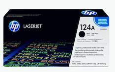 Värikasetti HP 124A Q6000A laser - HP laservärikasetit ja rummut - 114203 - 1