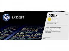 Värikasetti HP 508X CF362X laser - HP laservärikasetit ja rummut - 149203 - 1