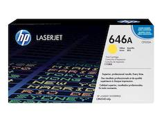 Värikasetti HP 646A CF032A laser - HP laservärikasetit ja rummut - 145383 - 1