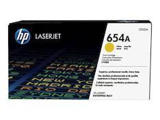 Värikasetti HP 654A CF332A laser - HP laservärikasetit ja rummut - 145173 - 1