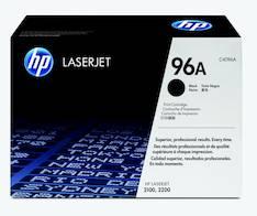Värikasetti HP 96A C4096A  laser - HP laservärikasetit ja rummut - 100743 - 1