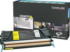 Värikasetti LEXMARK C524 laser - Lexmark laservärikasetit ja rummut - 116093 - 1