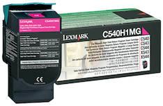 Värikasetti LEXMARK C540H1MG laser - Lexmark laservärikasetit ja rummut - 120573 - 1