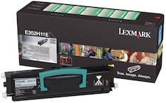 Värikasetti LEXMARK E352H11E laser - Lexmark laservärikasetit ja rummut - 119203 - 1