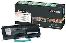 Värikasetti LEXMARK E360H11E laser - Lexmark laservärikasetit ja rummut - 125833 - 1