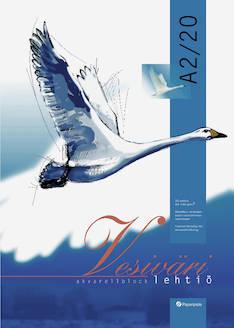 Vesivärilehtiö A2/20 140g PAPERIPISTE - Piirustus ja taiteilija paperit - 102523 - 1